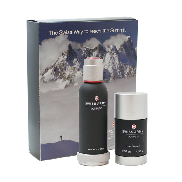SW22M - Swiss Army Altitude 2 Pc. Gift Set for Men
