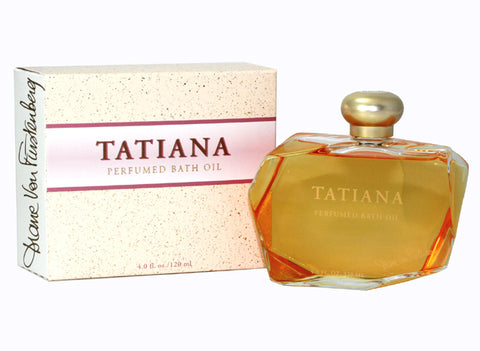 TA74 - Tatiana Bath Oil for Women - 4 oz / 120 g