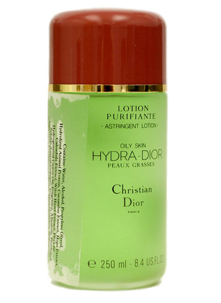 DYSP52 - Christian Dior Hydra-Dior Oily Skin Purifying Astringent Lotion for Women | 8.4 oz / 250 ml