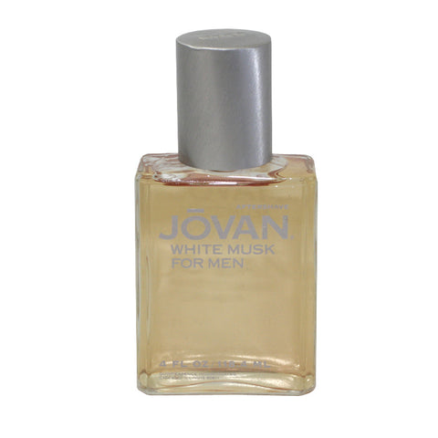 JO69M - Jovan White Musk Aftershave for Men - 4 oz / 118 ml - Unboxed