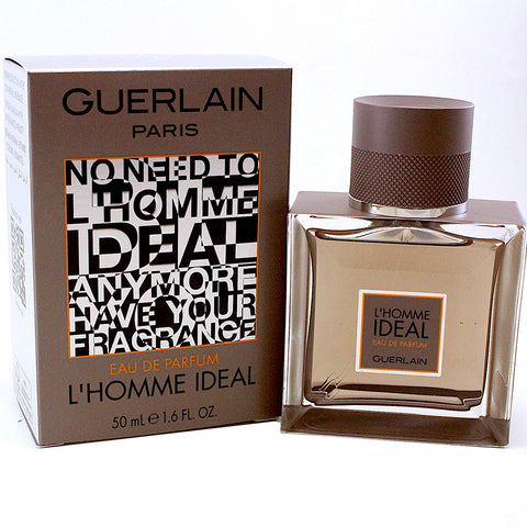 GLI2M - L'Homme Ideal Eau De Parfum for Men - 1.6 oz / 50 ml Spray