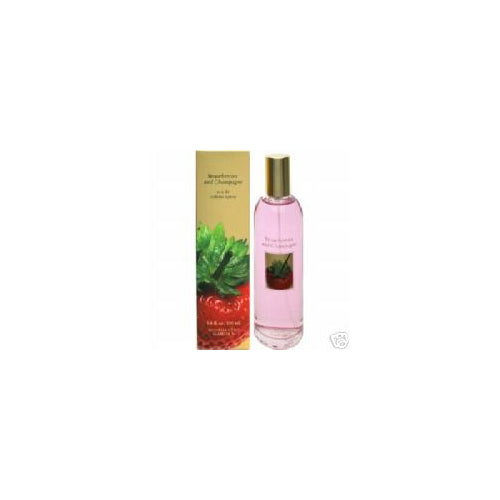 GAR80 - Garden Collection Strawberries & Champagne Eau De Toilette for Women - Spray - 3.4 oz / 100 ml