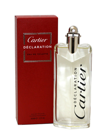 DE72M - Declaration Eau De Toilette for Men - 3.4 oz / 100 ml Spray