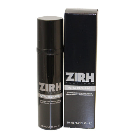 ZID22M - Zirh Platinum Facial Serum for Men - 1.7 oz / 50 ml
