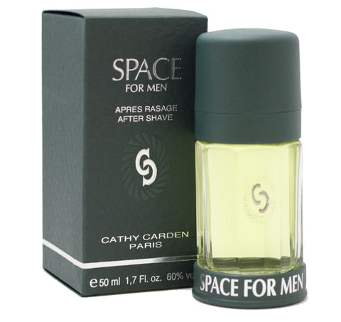 SPA16M - Space Aftershave for Men - 1.7 oz / 50 ml