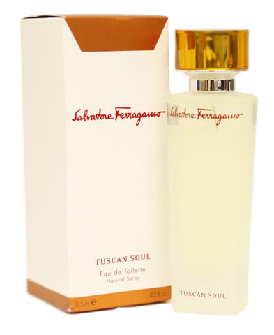 SFT34 - Tuscan Soul Eau De Toilette for Unisex - Spray - 4.2 oz / 125 ml