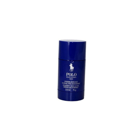 POD5M - RALPH LAUREN Polo Blue deodorantdorant for Men | 2.6 oz / 75 ml - Stick