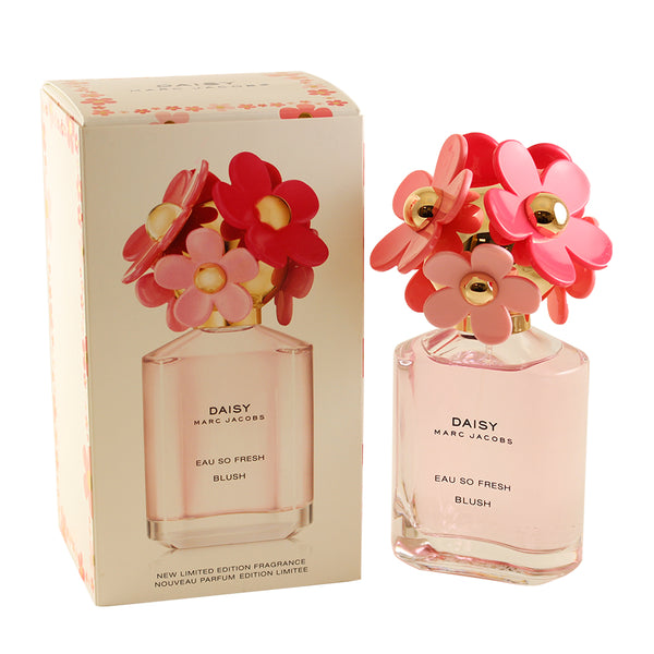 DESF01 - Daisy Eau So Fresh Blush Eau De Toilette for Women - Spray - 2.5 oz / 75 ml