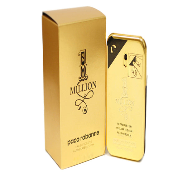 MILL13 - 1 Million Eau De Toilette for Men - 3.3 oz / 100 ml Spray