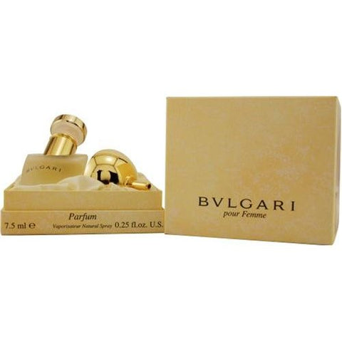 BV909 - Bvlgari Parfum for Women | 0.25 oz / 7.5 ml (mini) (Refillable) - Spray