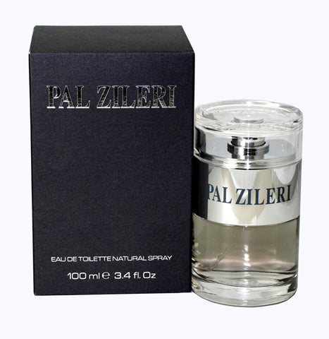 PALZ12M - Pal Zileri Eau De Toilette for Men - 3.4 oz / 100 ml Spray