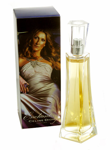 CEL32 - Celine Dion Enchanting Eau De Toilette for Women - Spray - 3.3 oz / 100 ml