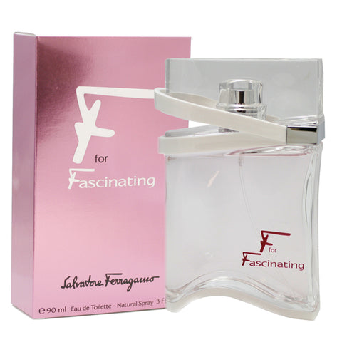 FFS16 - F For Fascinating Eau De Toilette for Women - Spray - 3 oz / 90 ml
