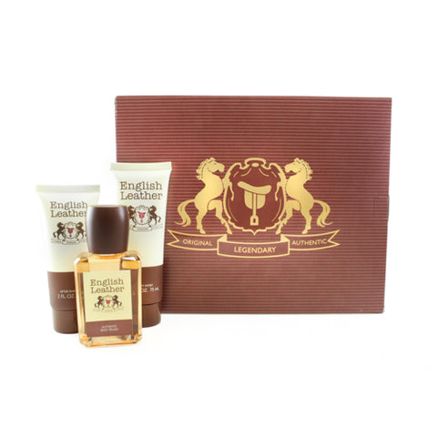 EN590M - English Leather 3 Pc. Gift Set for Men