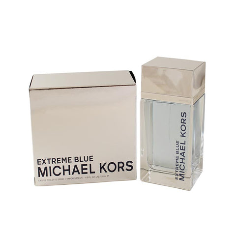 MIB01M - Michael Kors Extreme Blue Eau De Toilette for Men - Spray - 4 oz / 120 ml