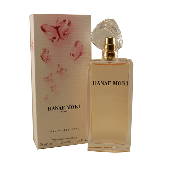 HA43 - Hanae Mori Eau De Toilette for Women - 3.4 oz / 100 ml Spray
