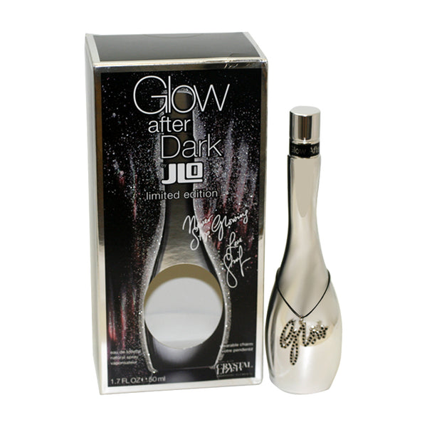 GLW18 - Glow After Dark Eau De Toilette for Women - Spray - 1.7 oz / 50 ml - Shimmer & Wearable Charm