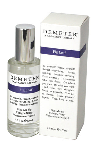 DEM12W - Fig Leaf Cologne for Women - 4 oz / 120 ml Spray