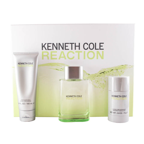 REA32M - Kenneth Cole Reaction 3 Pc. Gift Set for Men