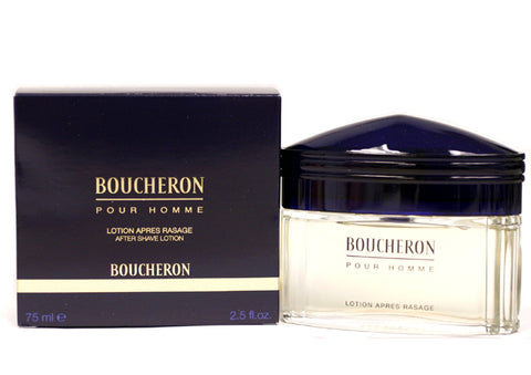 BO455M - Boucheron Aftershave for Men - Lotion - 2.5 oz / 75 ml