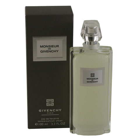 MO31M - Monsieur De Givenchy Eau De Toilette for Men - 3.3 oz / 100 ml Spray