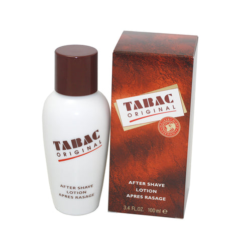 TA21M - Tabac Original Aftershave for Men - 3.4 oz / 100 ml Lotion