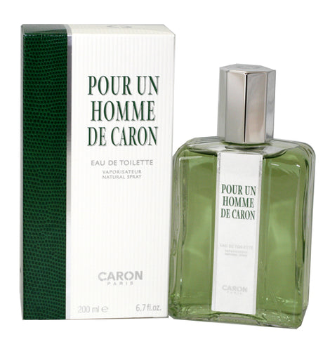 PO82M - Pour Un Homme Eau De Toilette for Men - 6.7 oz / 200 ml Spray
