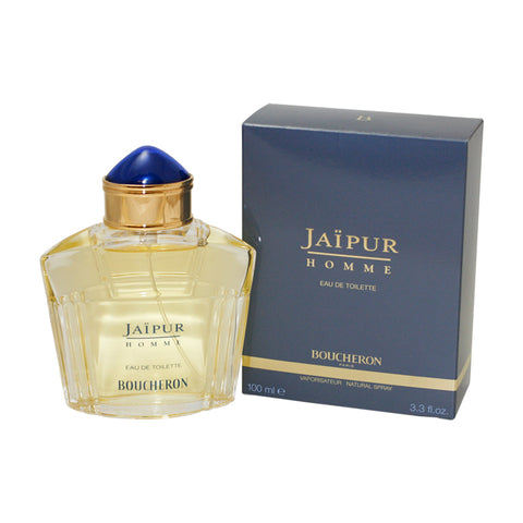 JA32M - Jaipur Homme Eau De Toilette for Men - 3.3 oz / 100 ml Spray