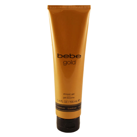 BBG35 - Bebe Gold Shower Gel for Women - 3.4 oz / 100 g