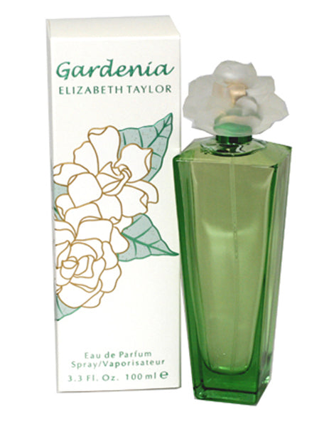 GAR14 - Gardenia Elizabeth Taylor Eau De Parfum for Women - 3.3 oz / 100 ml Spray