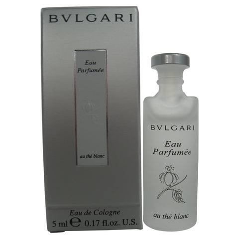 BVW122 - Bvlgari BVLGARI AU THE'BLANC Eau De Cologne for Women | 0.17 oz / 5 ml (mini)