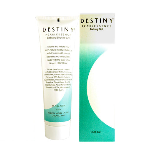DES91 - Destiny Bath Gel for Women - 4.5 oz / 133 ml