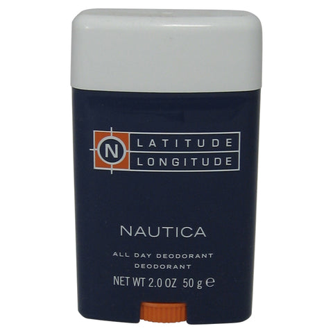 LA712 - Latitude Longitude Deodorant for Men - Stick - 2 oz / 60 g