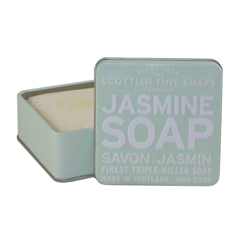 SFS12 - Jasmine Soap Soap for Women - 3.5 oz / 105 ml