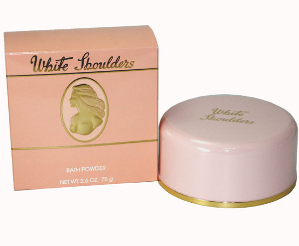 WH626 - Evyan White Shoulders Dusting Powder for Women 2.6 oz / 75 g