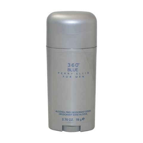 PEB1M - Perry Ellis 360 Blue Deodorant for Men - Stick - 2.75 oz / 85 g