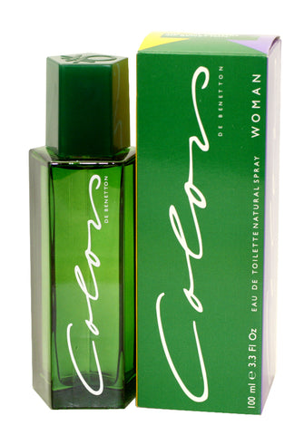 CO23 - Colors Eau De Toilette for Women - Spray - 3.3 oz / 100 ml
