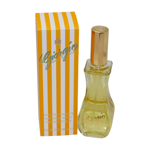 GI35 - Giorgio Beverly Hills Eau De Toilette for Women - 3 oz / 90 ml Spray