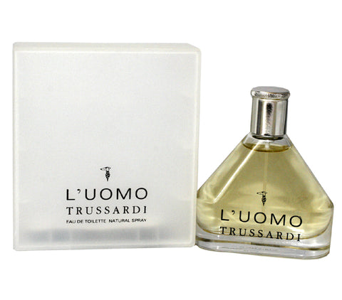 LUO58-P - L'Uomo Trussardi Eau De Toilette for Men - Spray - 1.7 oz / 50 ml