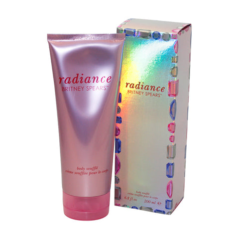 BSRB3 - Radiance Body Souffle  for Women - 6.8 oz / 200 ml