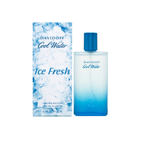 COF51M - Cool Water Ice Fresh Eau De Toilette for Men - Spray - 4.2 oz / 125 ml