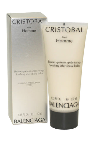 CR23M - Cristobal Aftershave for Men - 3.33 oz / 100 ml Balm