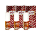 LA375 - Coty Lady Stetson Cologne for Women | 3 Pack - 0.375 oz / 11 ml (mini) - Spray
