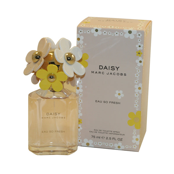 DESF43 - Daisy Eau So Fresh Eau De Toilette for Women - 2.5 oz / 75 ml Spray