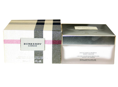 BU148 - Burberry London Body Cream for Women - 6.6 oz / 200 ml