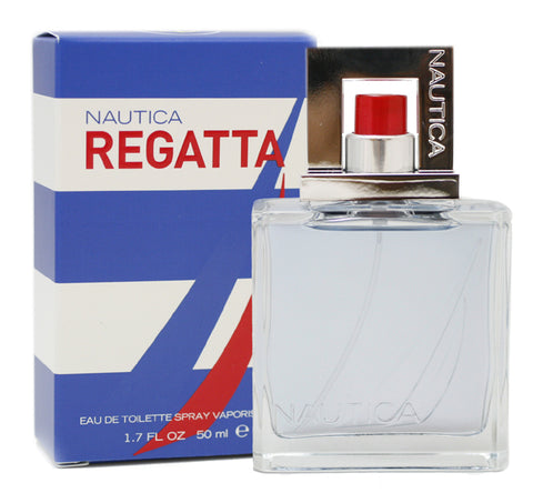 NAR21M - Nautica Regatta Eau De Toilette for Men - Spray - 1.7 oz / 50 ml