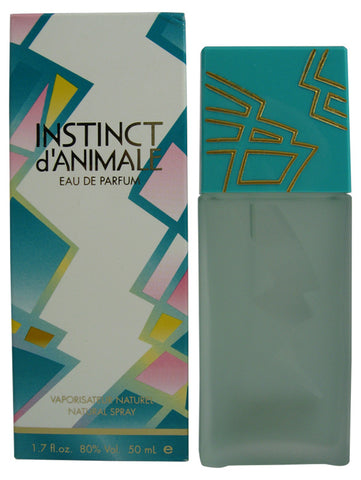ANI17 - Animale Instinct Eau De Parfum for Women - Spray - 1.7 oz / 50 ml