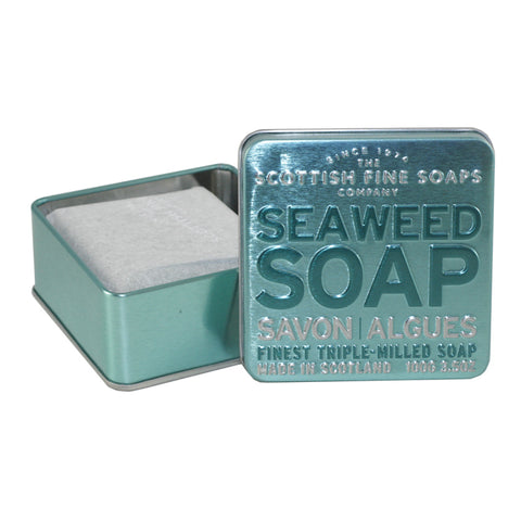 SFS15 - Finest Triple Milled Soap Soap for Women - Seaweed - 3.5 oz / 100 g