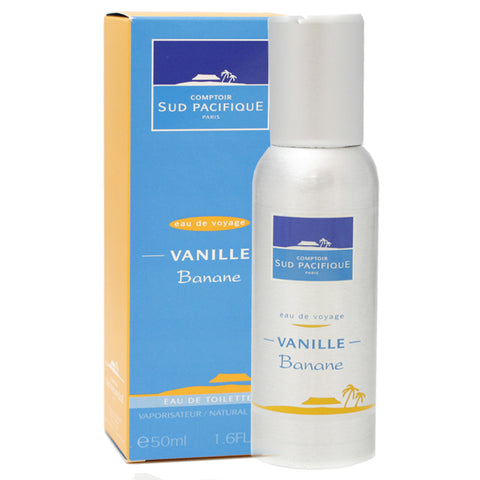 COMB56 - Comptoir Sud Pacifique Vanille Banane Eau De Toilette for Women - Spray - 1.6 oz / 50 ml
