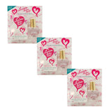 LOV28 - Mem Love's Baby Soft Eau De Cologne for Women | 3 Pack - 0.5 oz / 14.5 ml (mini) - Spray